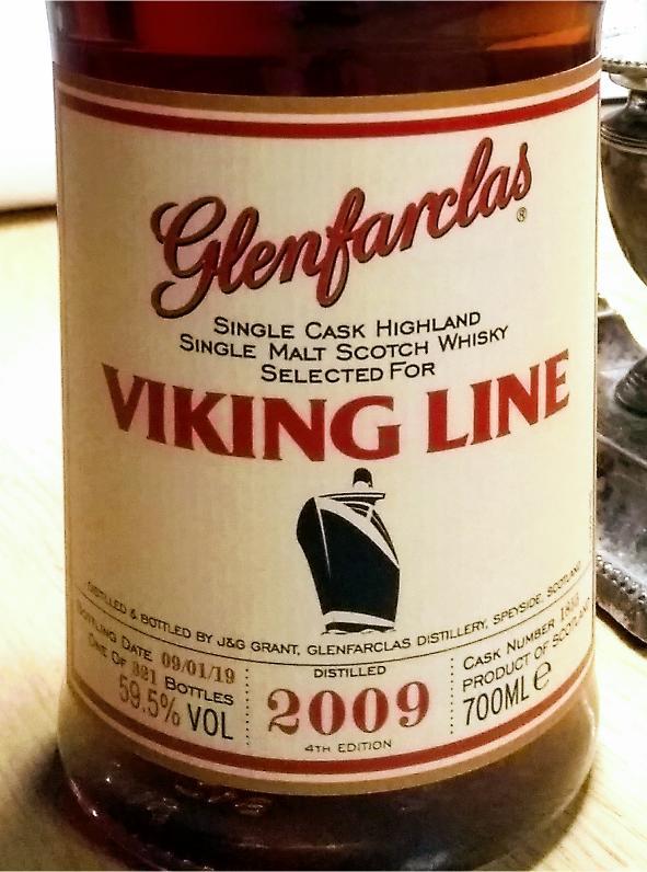 Glenfarclas 2009