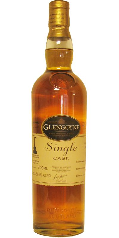 Glengoyne 1997 Single Cask
