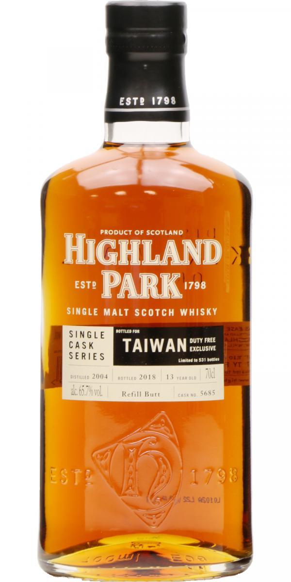 Highland Park 2004