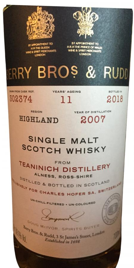 Teaninich 2007 BR