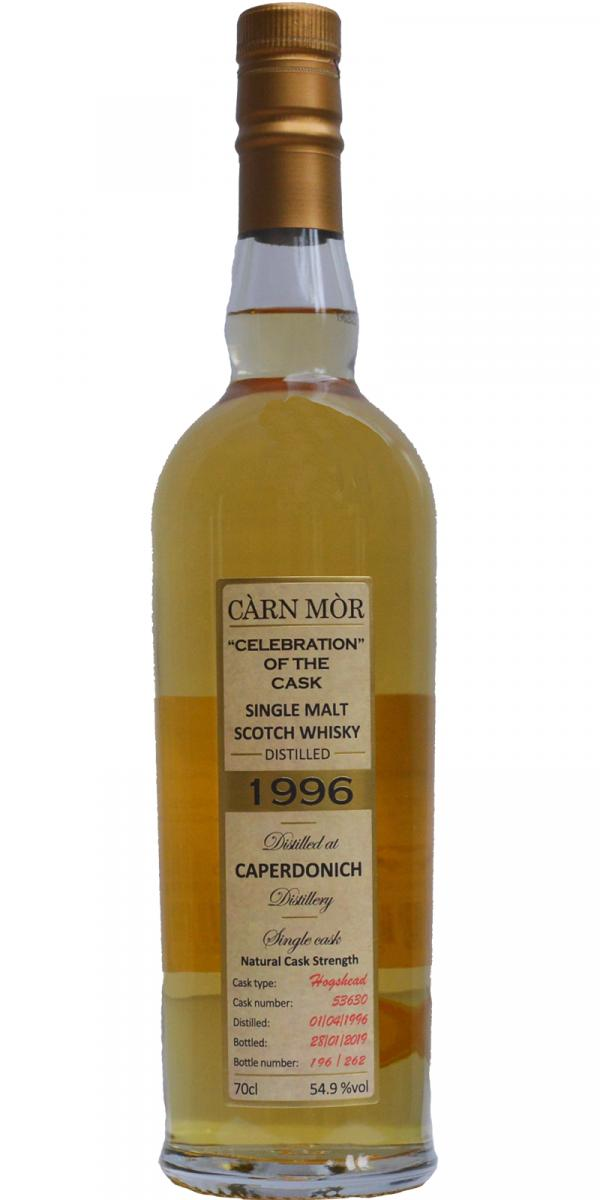 Caperdonich 1996 CM