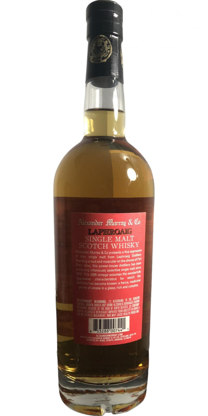 Laphroaig 12-year-old AMC