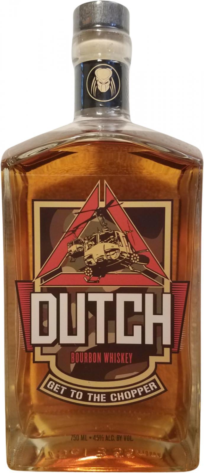 Dutch Bourbon Whiskey