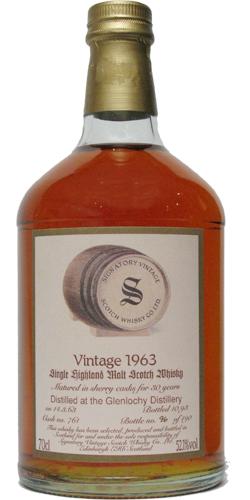 Glenlochy 1963 SV