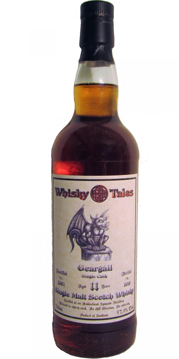 Single Malt Scotch Whisky 2007 WT