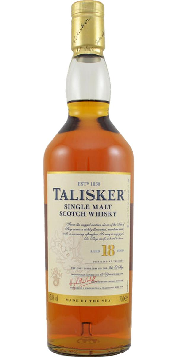 Talisker 18-year-old