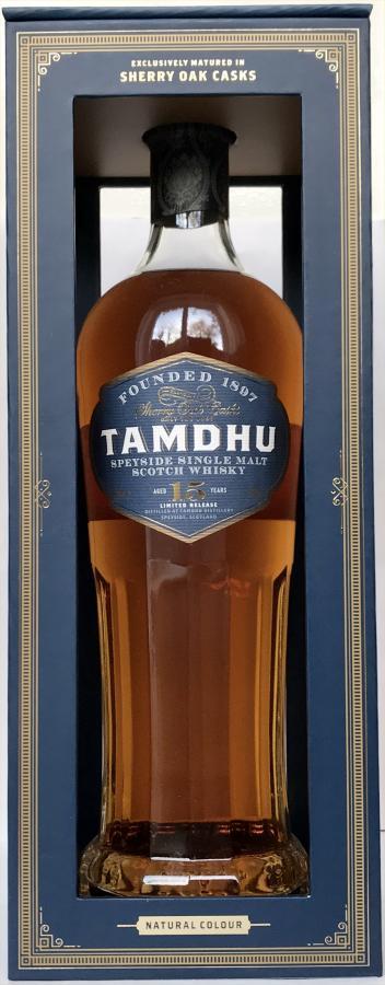 Tamdhu 15-year-old