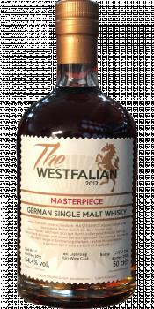 The Westfalian 2012 - Masterpiece