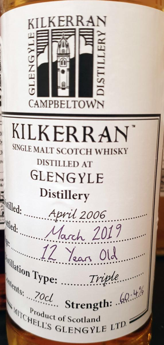 Kilkerran 2006