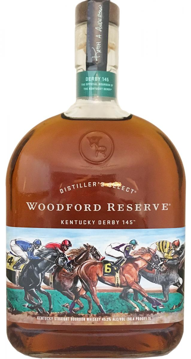 Woodford Reserve Kentucky Derby 145