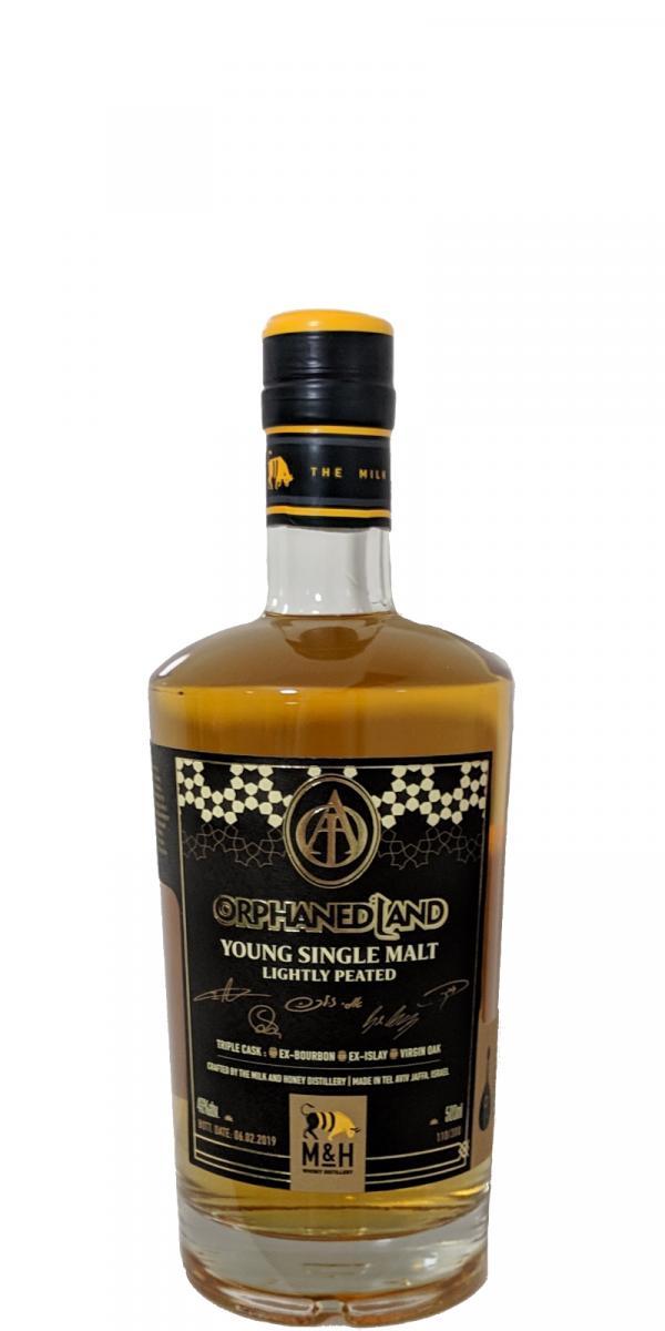 M&H Whisky Distillery Orphaned Land