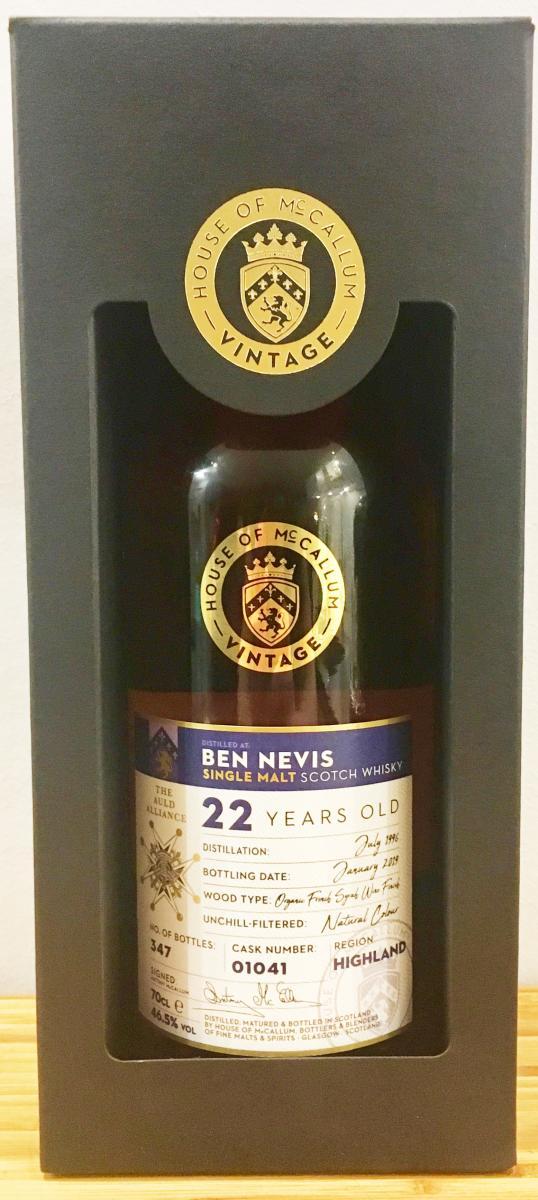 Ben Nevis 1996 HoMc