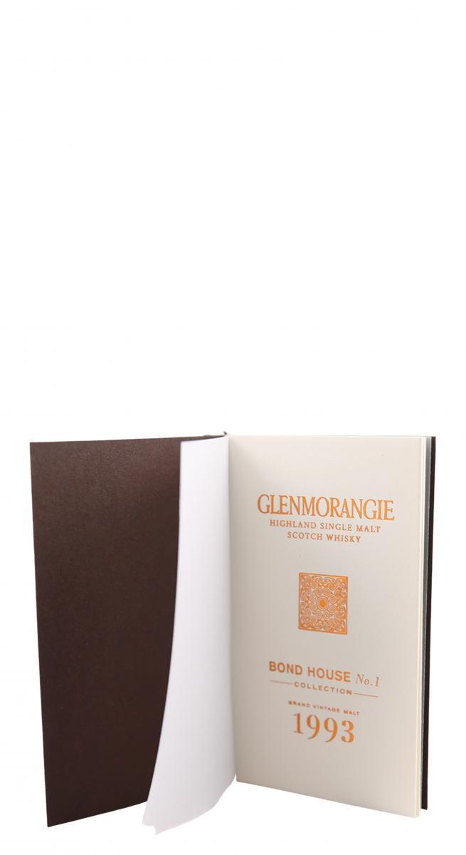 Glenmorangie 1993 - Grand Vintage Malt