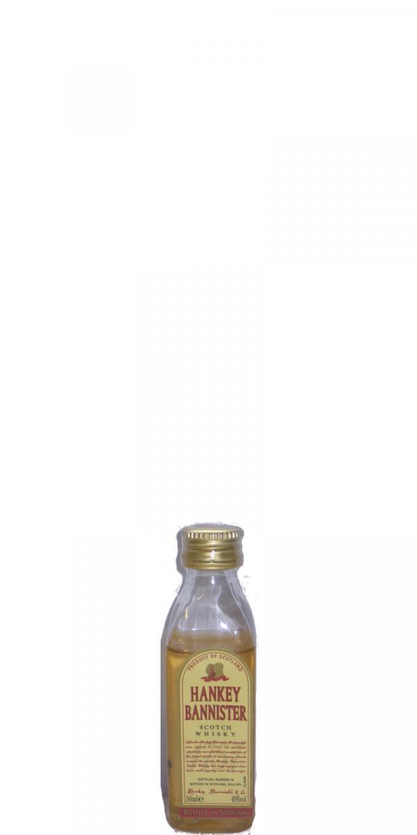 Hankey Bannister Scotch Whisky