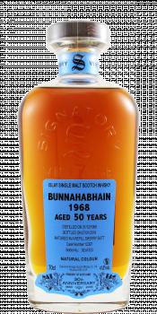 Bunnahabhain 1968 SV