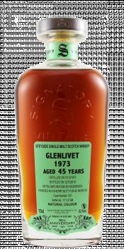 Glenlivet 1973 SV
