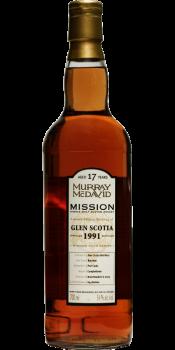 Glen Scotia 1991 MM