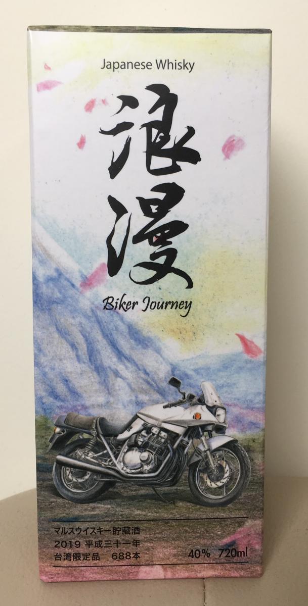Mars Biker Journey 2019