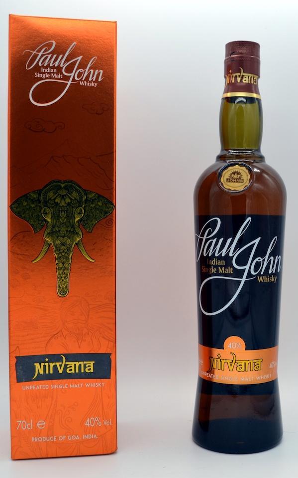 Paul John Nirvana