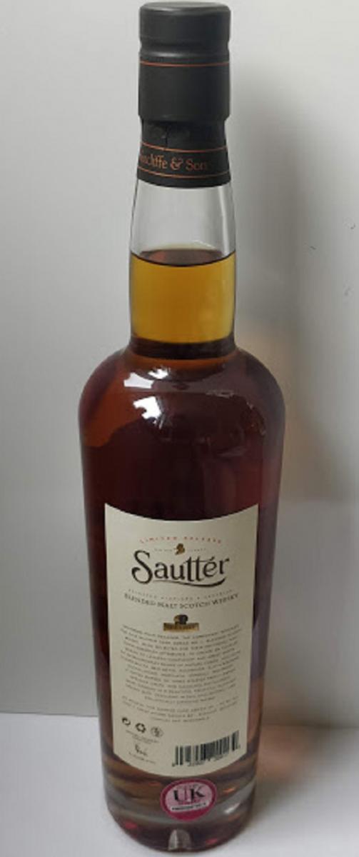 Sautter Blended Malt Scotch Whisky