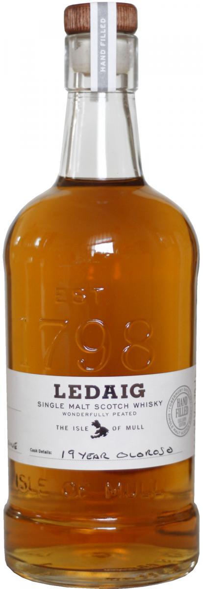 Ledaig 19-year-old