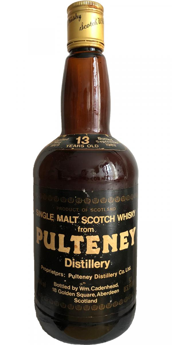 Old Pulteney 1969 CA