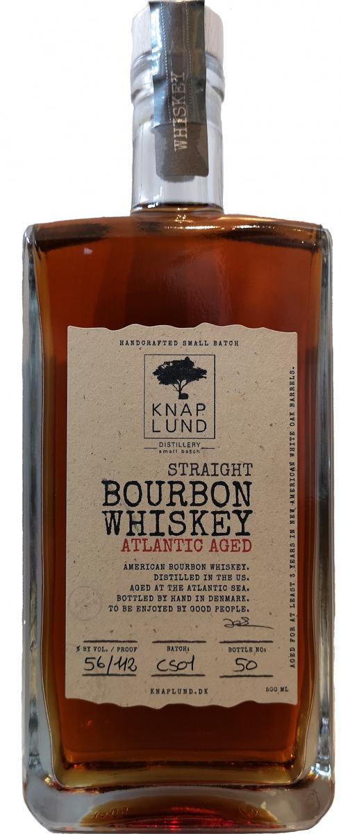 Knaplund Straight Bourbon Whiskey