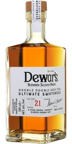 Dewar's 21-year-old
