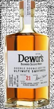 Dewar's 21-year-old