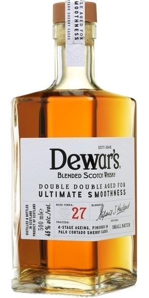 Dewar's 27-year-old