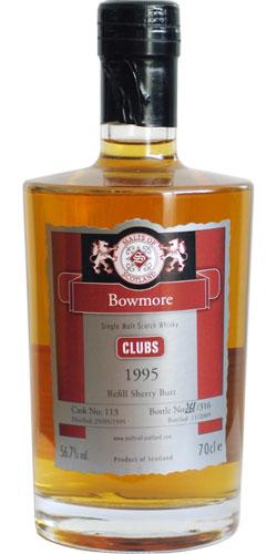 Bowmore 1995 MoS Clubs 01