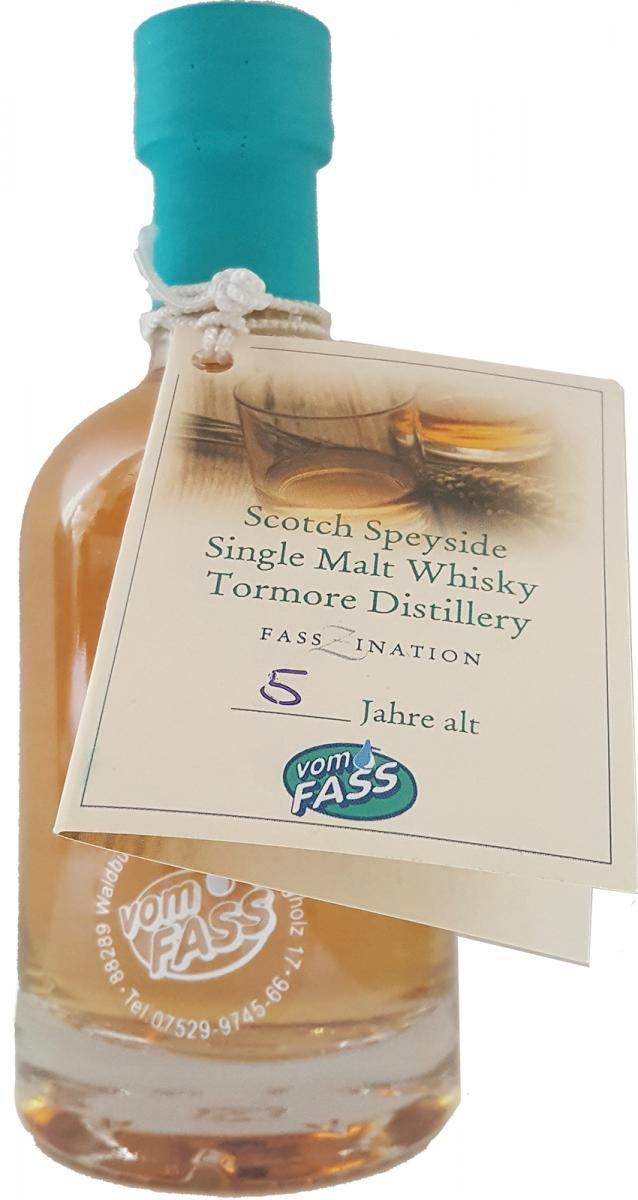 Tormore 05-year-old vF