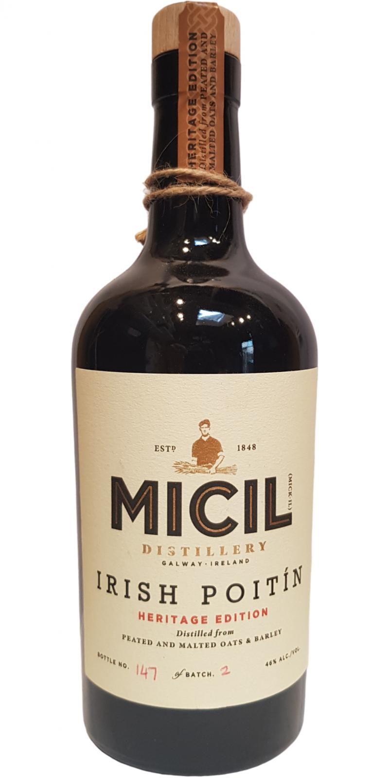 Micil Irish Poitín