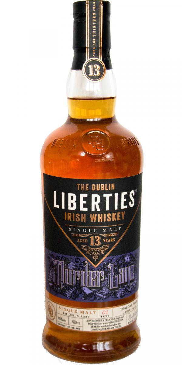 The Dublin Liberties 13-year-old