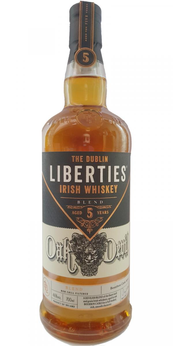 The Dublin Liberties 05-year-old