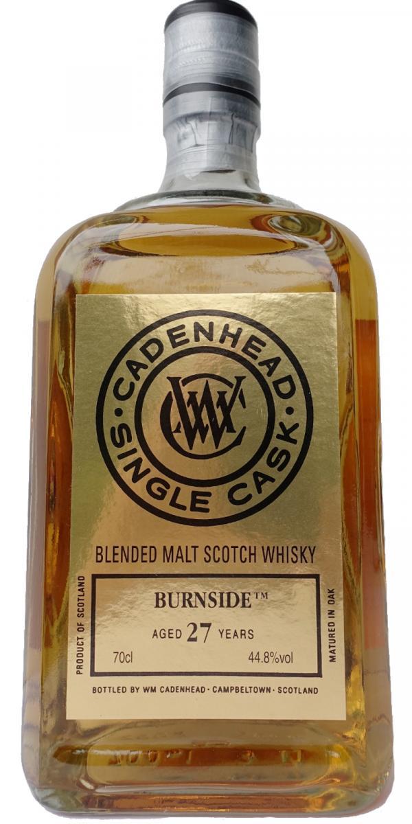 Burnside 1991 CA
