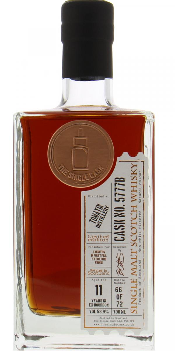 Tomatin 11-year-old TSCL