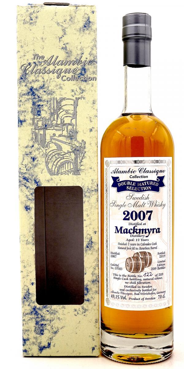 Mackmyra 2007 AC