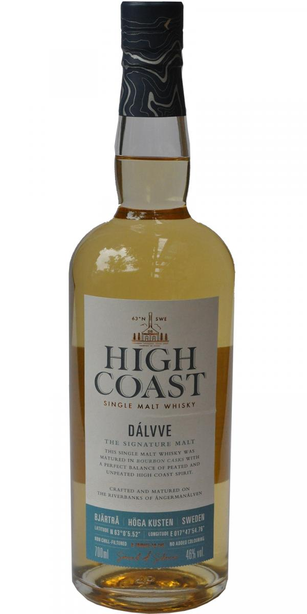 High Coast Dálvve - The Signature Malt