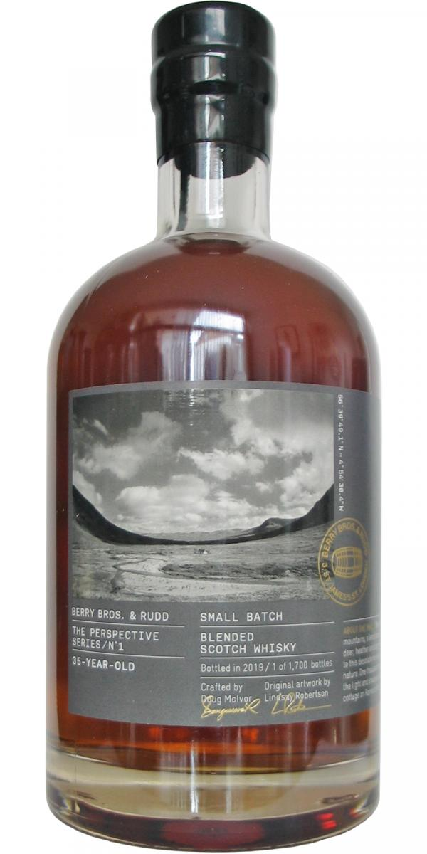 Blended Scotch Whisky 35-year-old BR