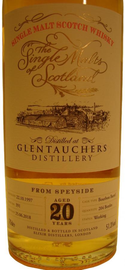 Glentauchers 1997 ElD