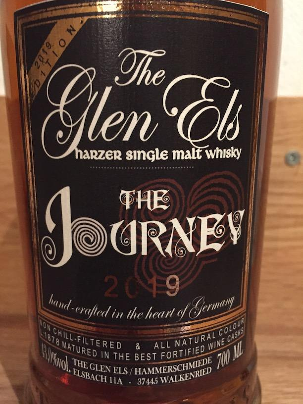 Glen Els The Journey