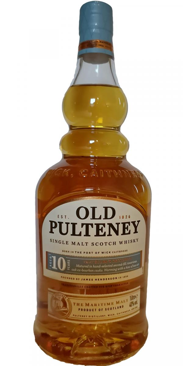 Old Pulteney 10-year-old