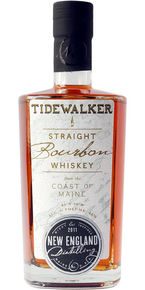 Tidewalker  Straight Bourbon Whiskey