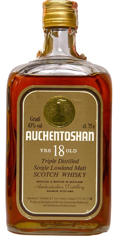 Auchentoshan 18-year-old