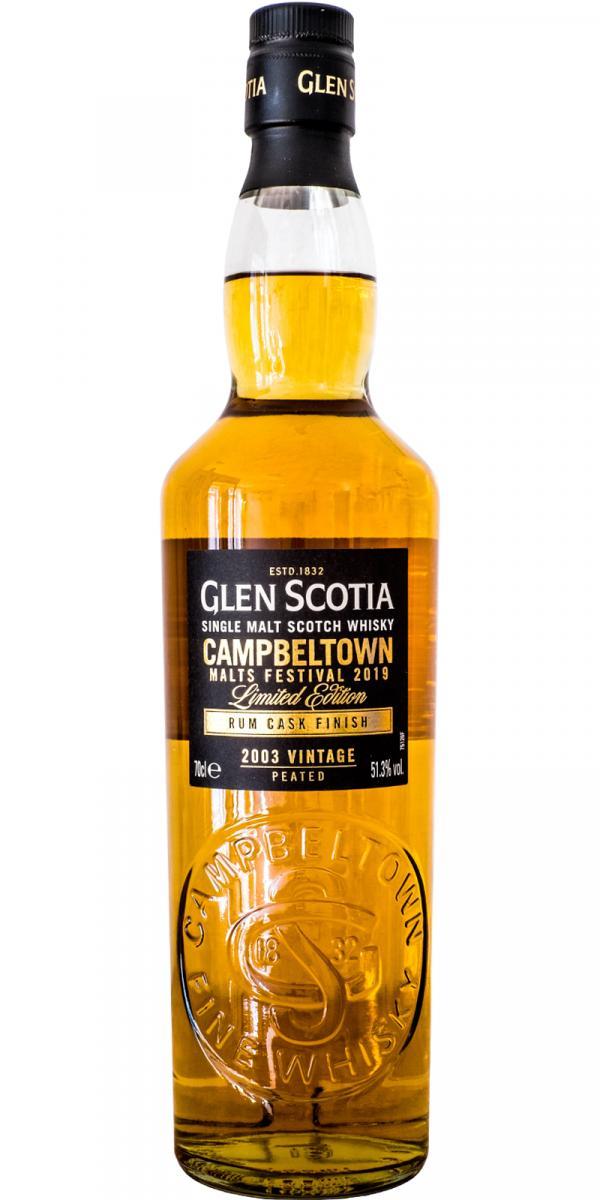 Glen Scotia 2003