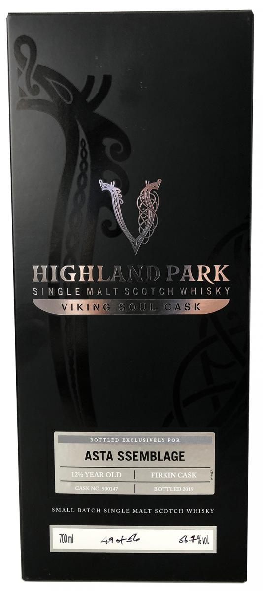 Highland Park 12.5-year-old