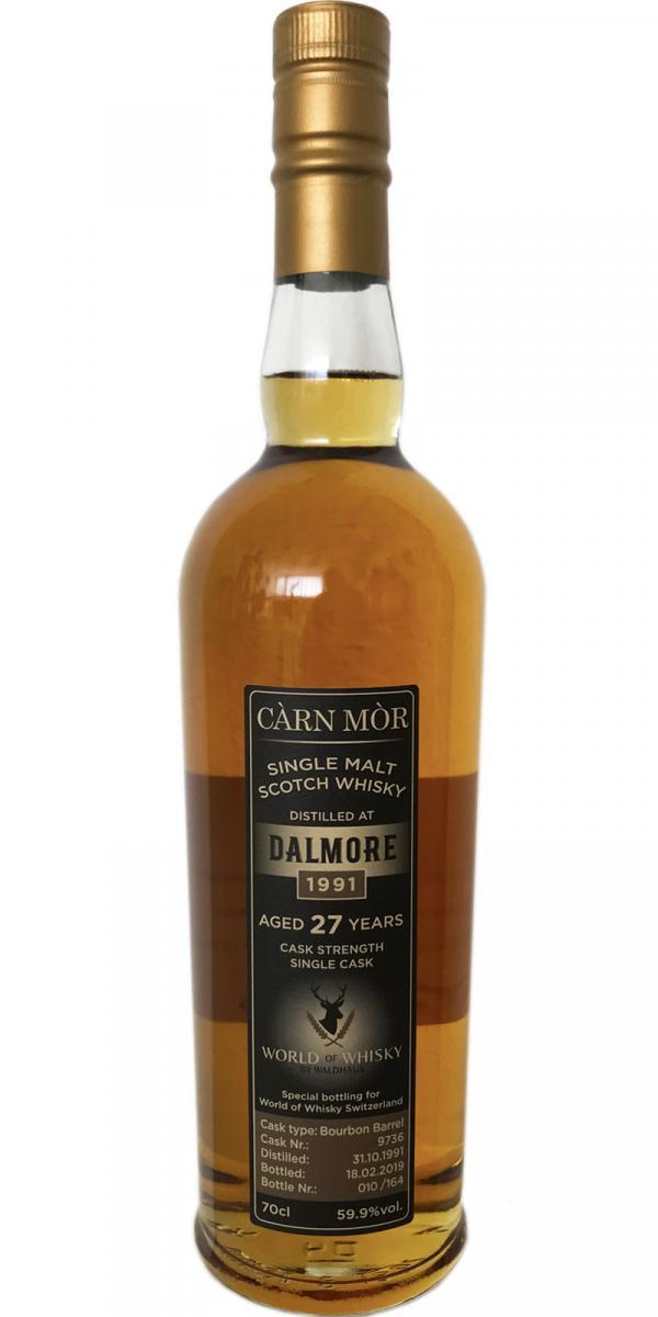 Dalmore 1991 CM