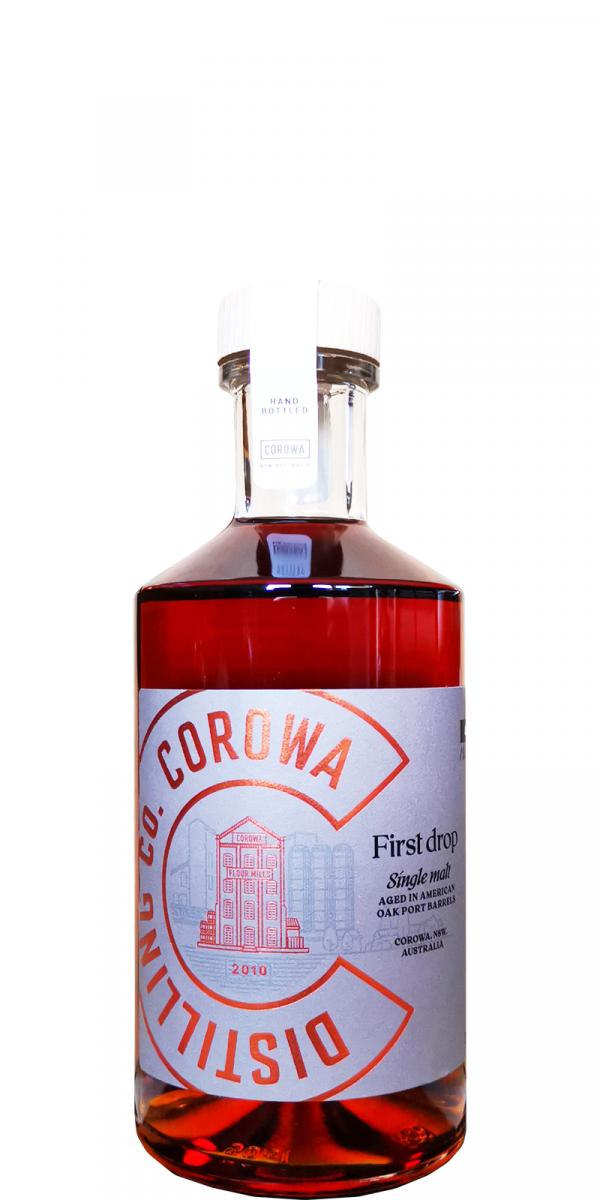 Corowa Distilling Co. First Drop
