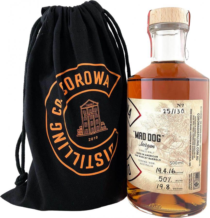 "Corowa Distilling Co. ""Mad Dog"" Morgan"